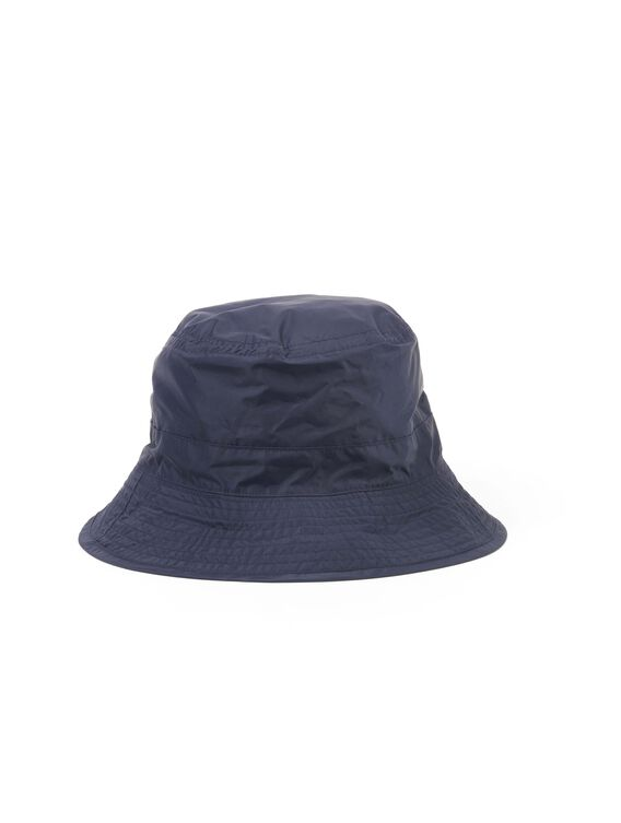 Packable rain hat