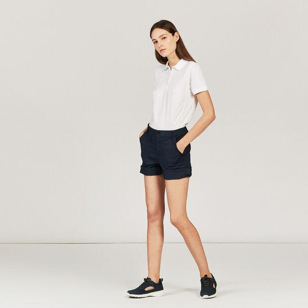Poloshirt mit kurzen Ärmeln mit Wärmeregulierung