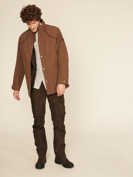 Versatile post-hunting jacket