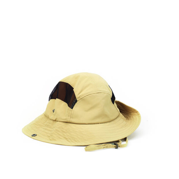 Herrenhut mit Mücken- und UV-Schutz