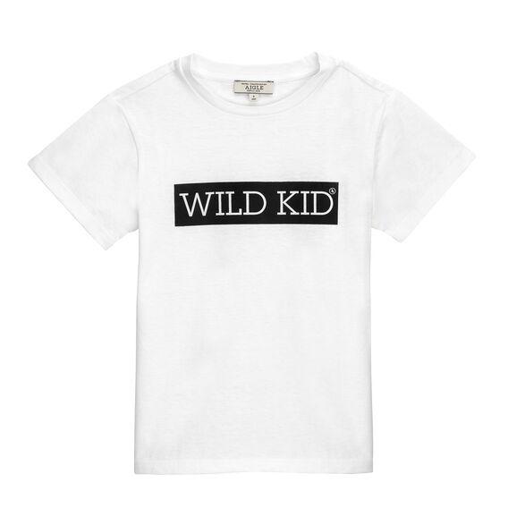 T-shirt anti taches pour les enfants (4-8 ans)