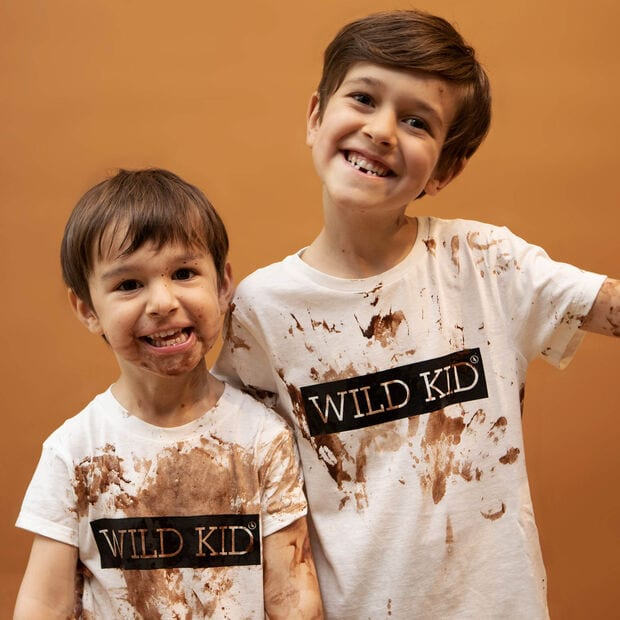 Anti-stains t-shirt for kids (4-8y)