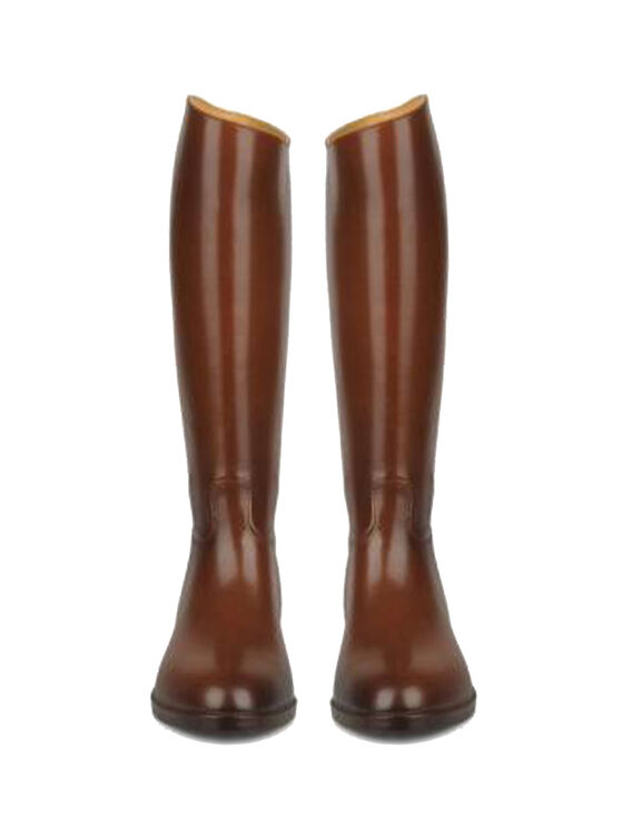 Riding boots for large calf