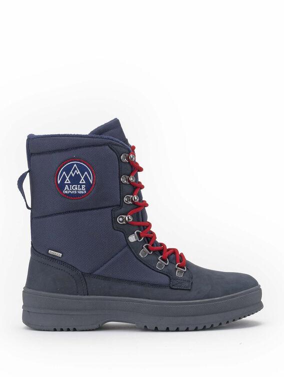 Men's high-cut snow boots