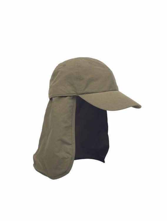 Casquette protège nuque anti UV