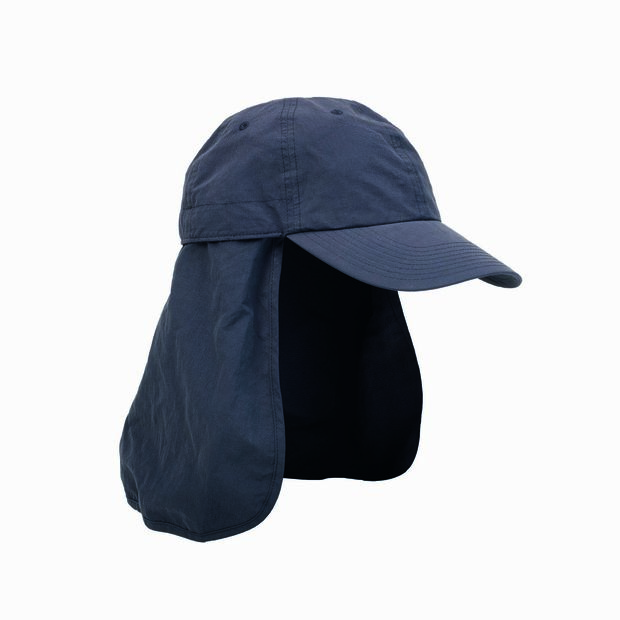 Men's anti-UV neck-protector cap