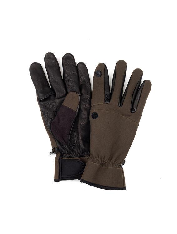 Men's waterproof hunting gloves