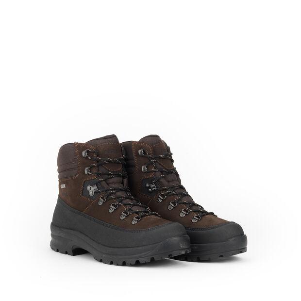 Chaussure de chasse imperméable mixte