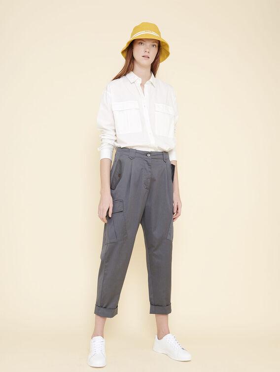 Women's cargo trousers