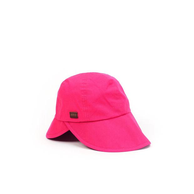 Women's neck-protector cap