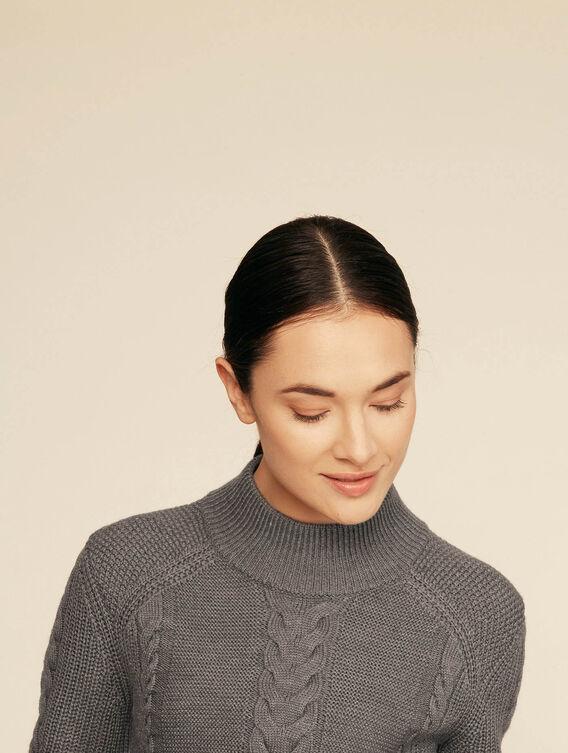 Warm Irish-inspired jumper