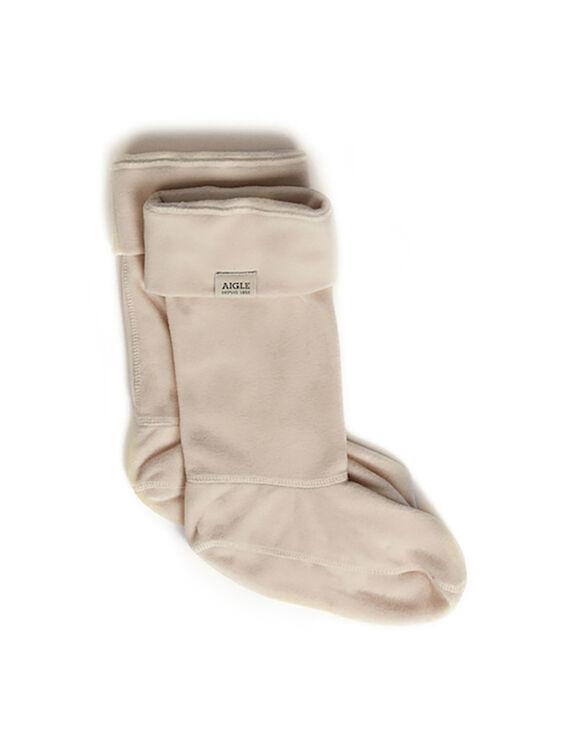 Fleece-Stiefelsocken für Damen