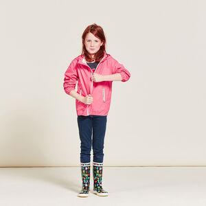 Blouson de pluie compactable (10 - 14 ans)