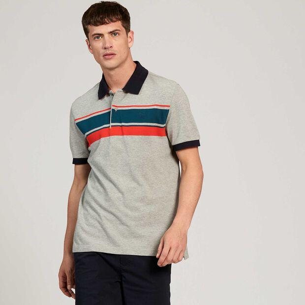 Poloshirt mit kurzen Ärmeln