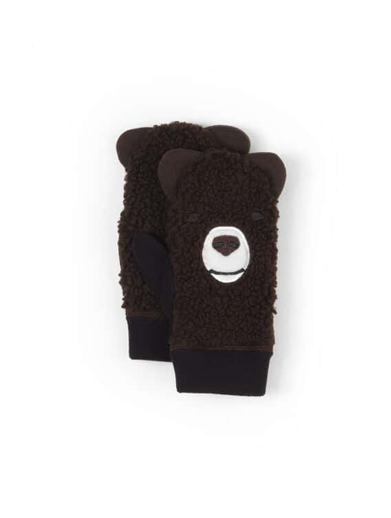 Children's cold-weather gloves
