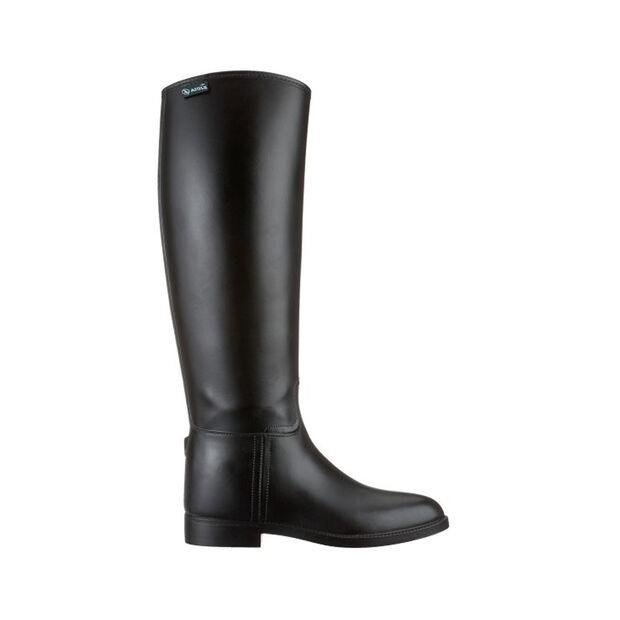 The riding boot for double extra large calf