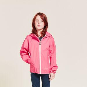Blouson de pluie compactable (10-14 ans)