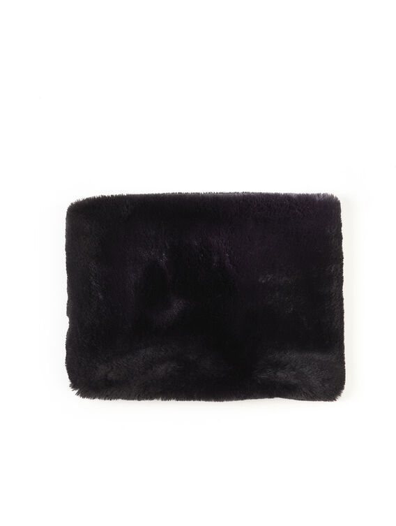 Women's faux-fur snood