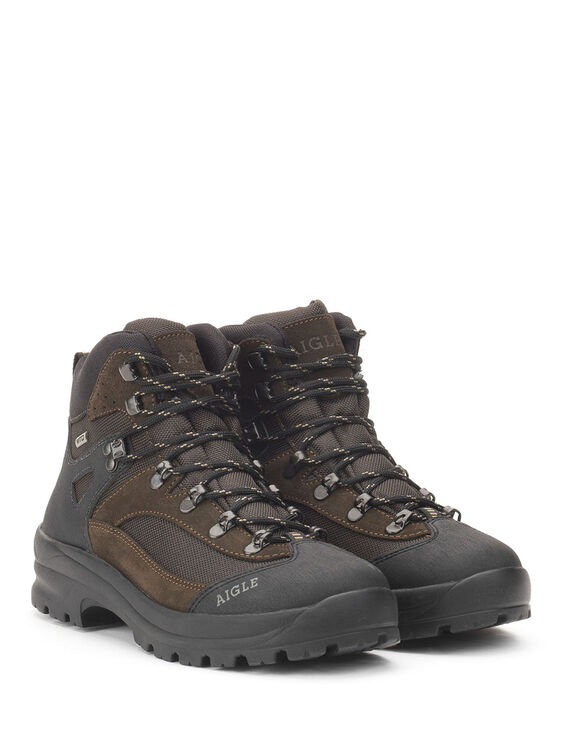Men's waterproof hunting shoes