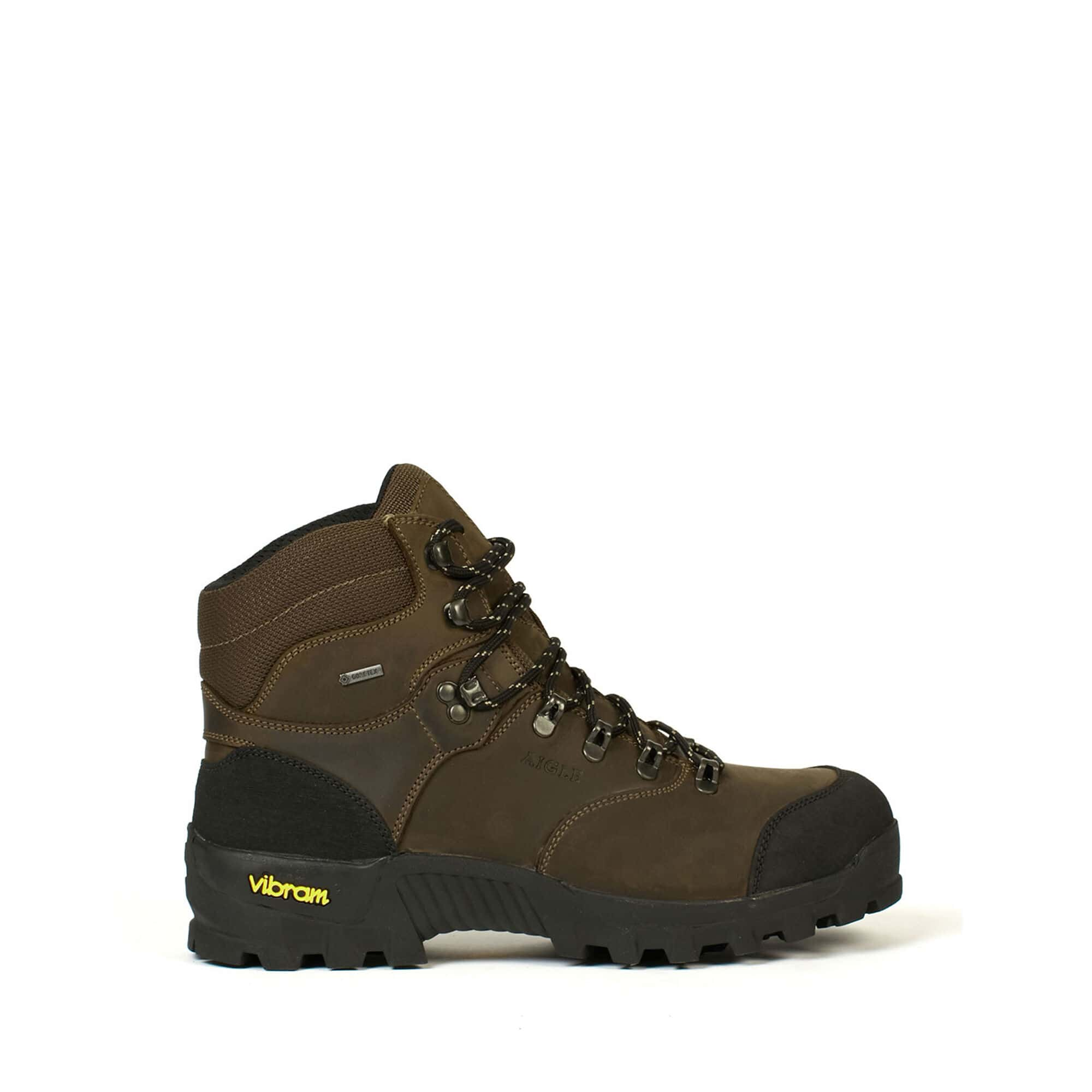 Chaussures cuir imperméable homme