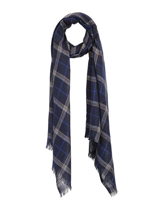 Men's 100% wool scarf