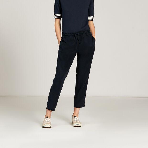 Tencel 7/8 trousers