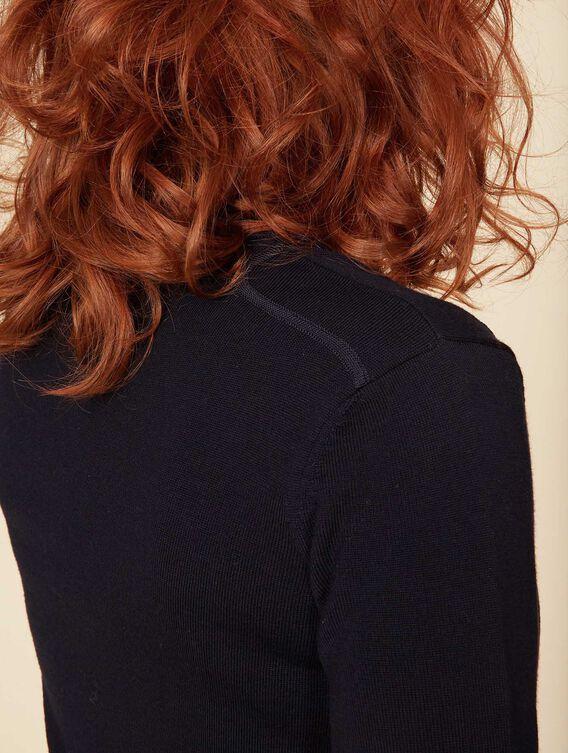 Essential Merino wool cardigan