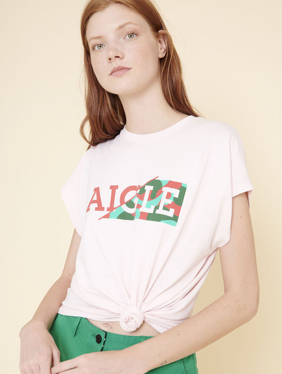 T-shirt féminin et technique