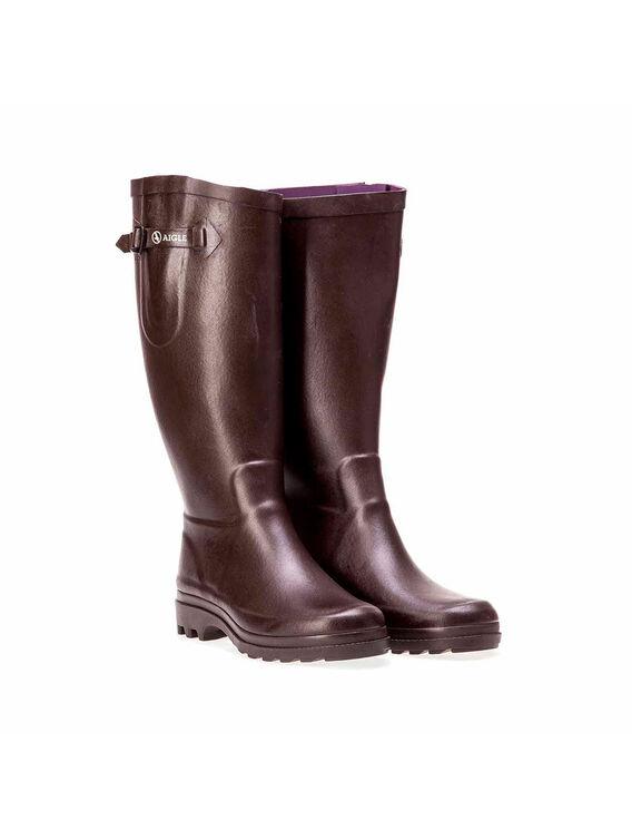 Women's rubber boots