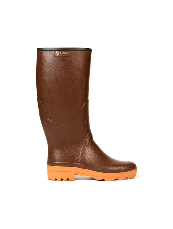Men's all-terrain rubber boots
