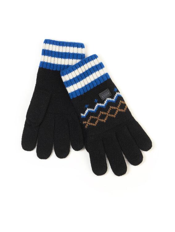 Men's ski-style gloves