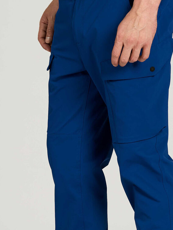 Water-repellent trousers