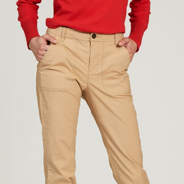 Lightweight stretch trousers