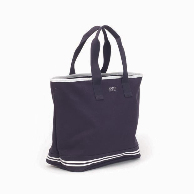Grand sac de plage en coton pour femme