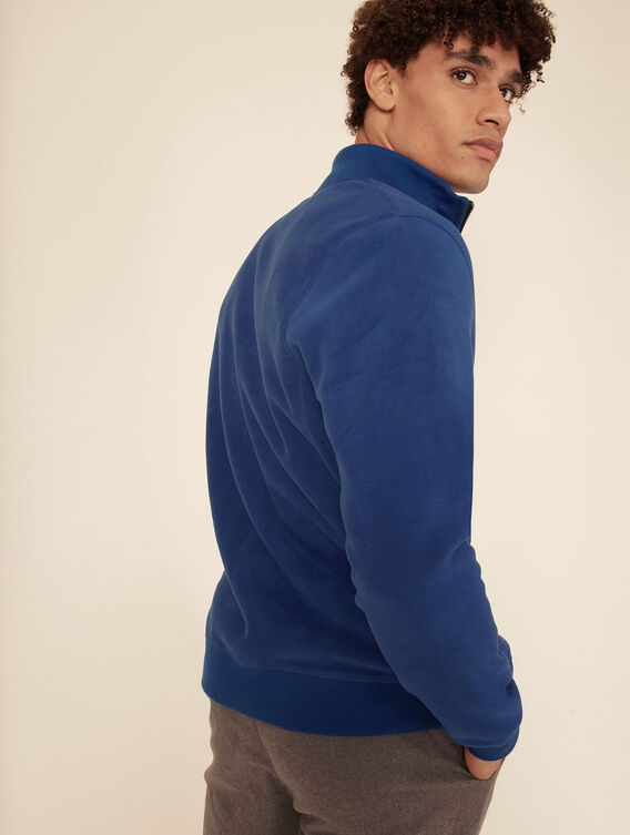 Two-tone fleece bodywarmer