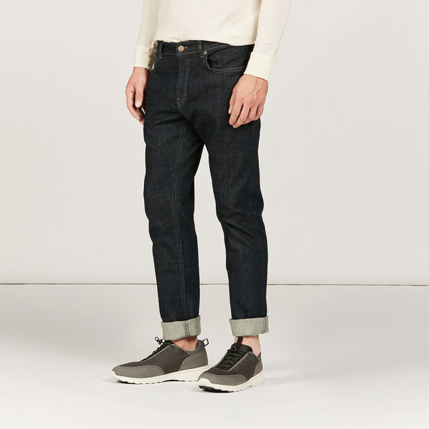 Indispensable denim