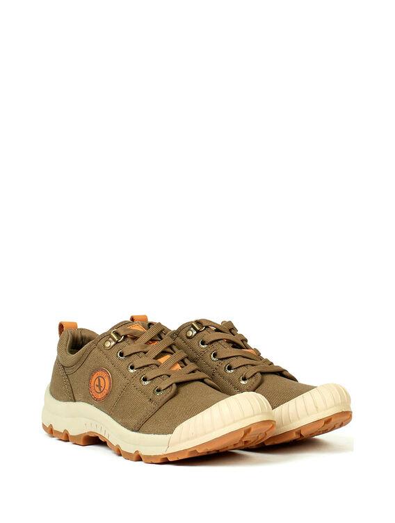 Women's canvas adventurer's shoes