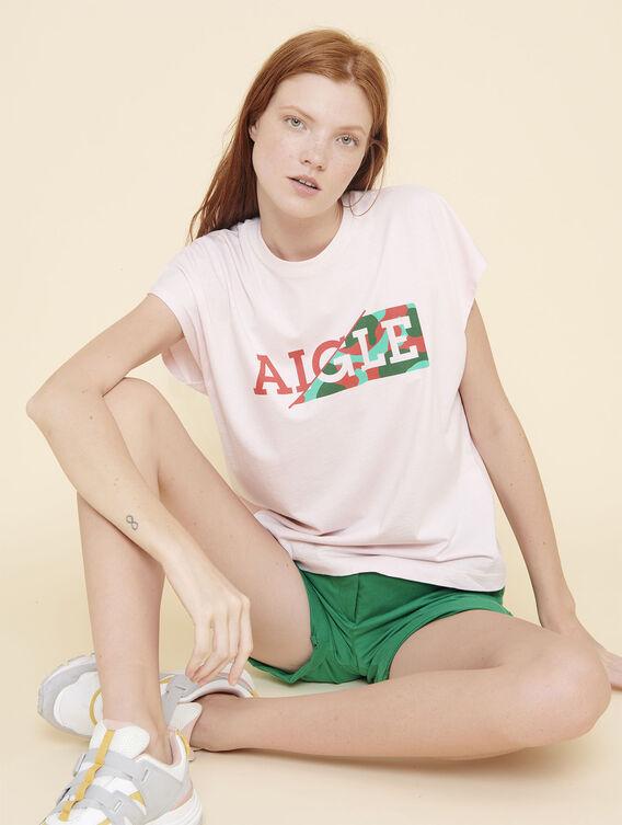 Women's technical T-shirt