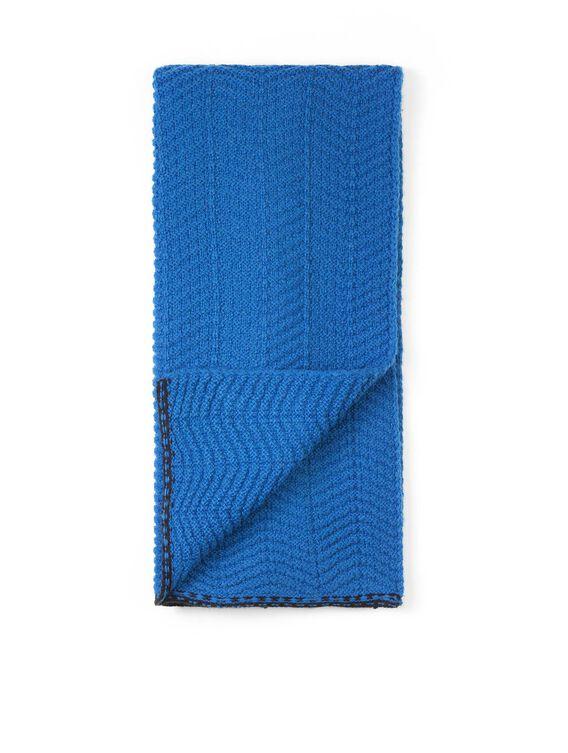 Men's lightweight warm scarf