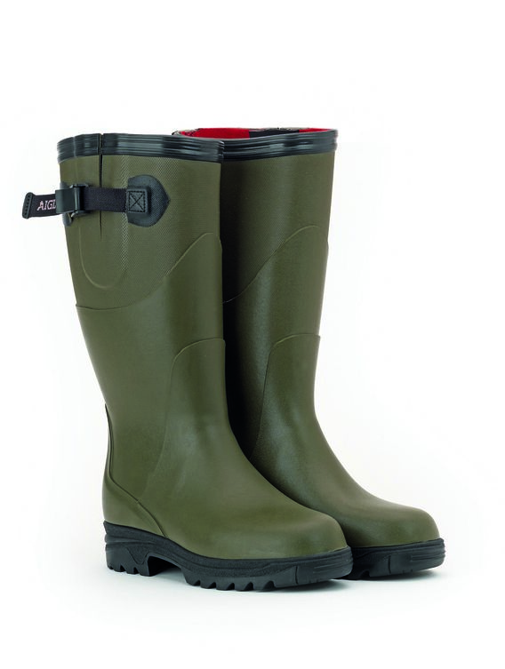 Women's lined walking boots
