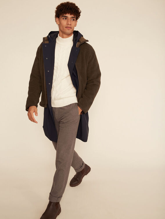 Polartec® sheepskin jacket
