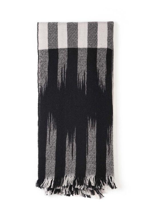 Écharpe 100% laine Femme