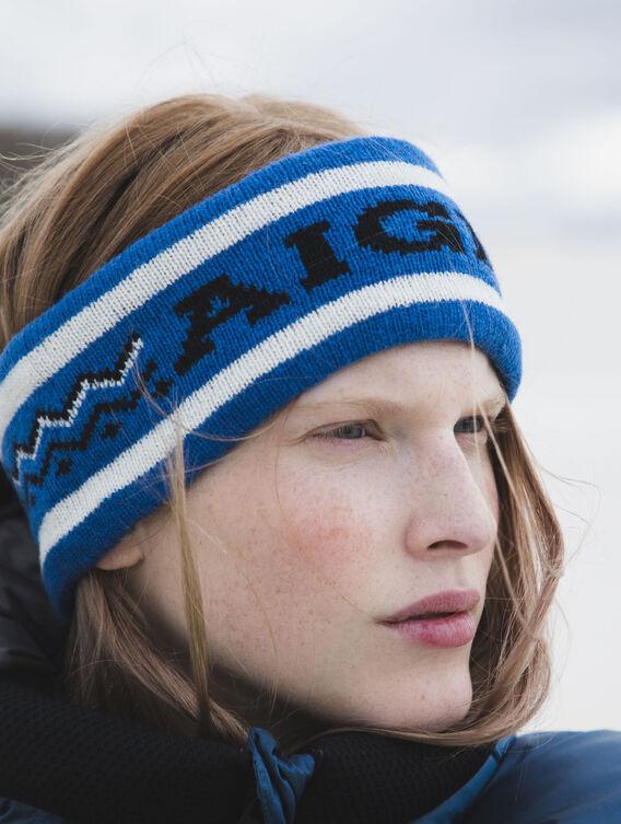 Bandeau esprit ski Femme