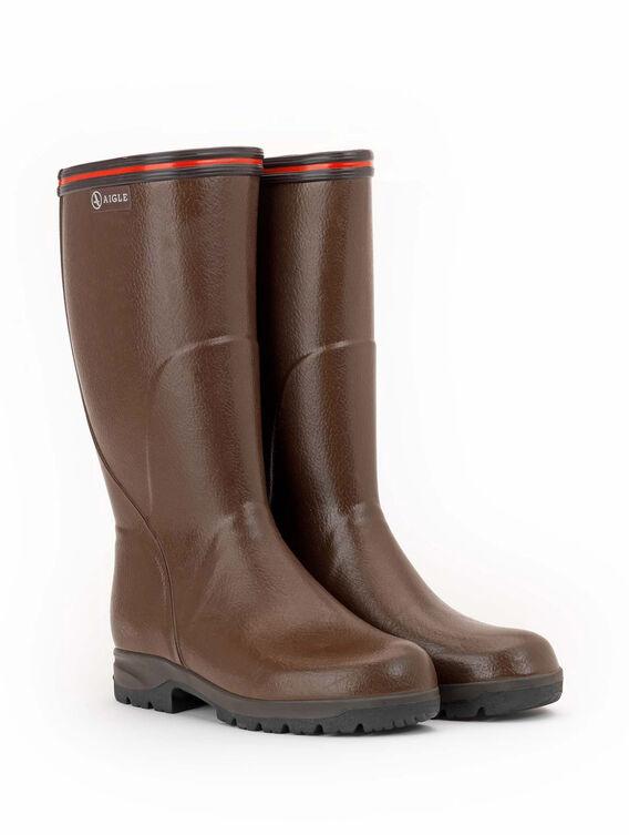 Men's farming boots