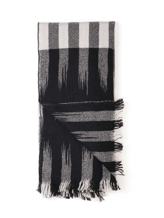 Women's 100% wool scarf