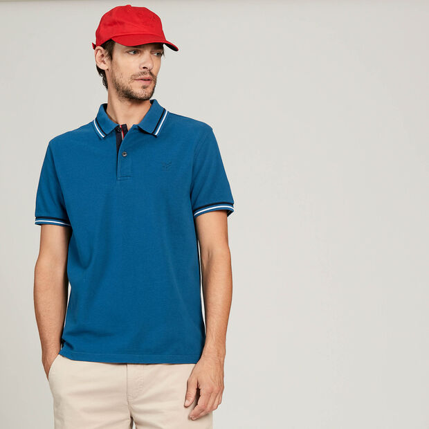 1a83f6b7f2 Redesigned basic polo shirt Redesigned basic polo shirt