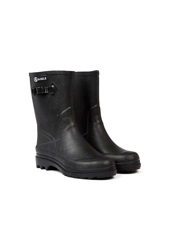 Men's rubber ankle boots