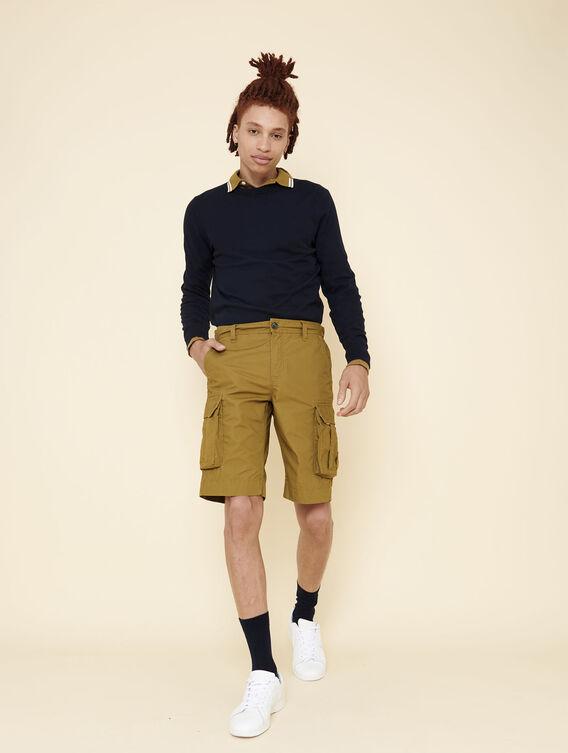 Shorts mit Cargotaschen