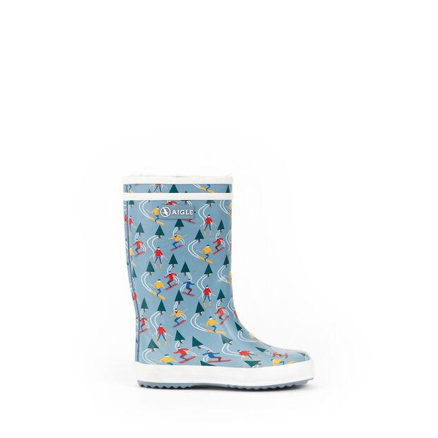 Children s fur-lined rubber boots ... ed626f4de6d