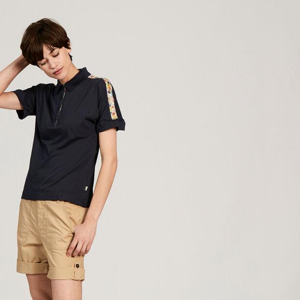2bbbdd4451d Short-sleeved polo shirt ...